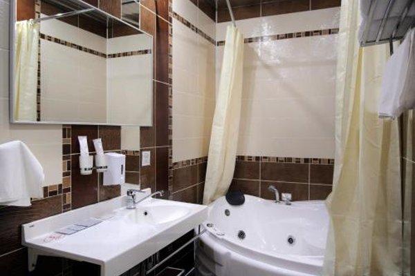 Отель Лазурный берег - фото 8