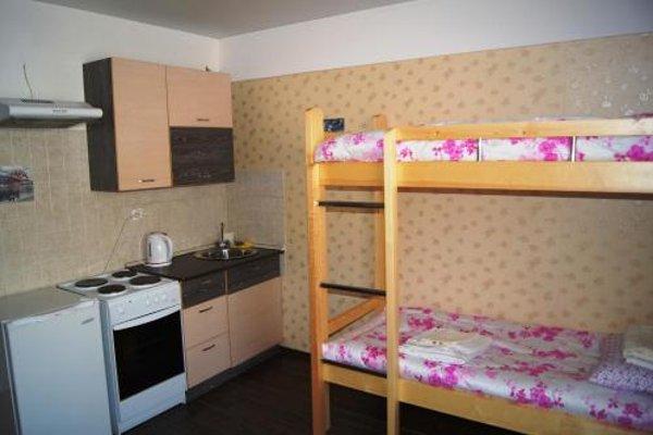 Иркутск хостел на Байкальской - 6