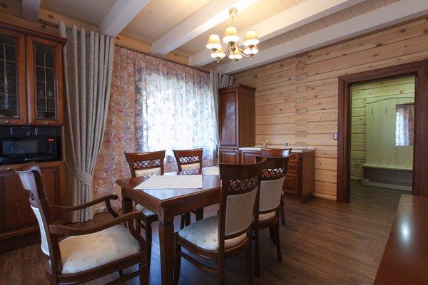 Отель Байкальская Ривьера - 12