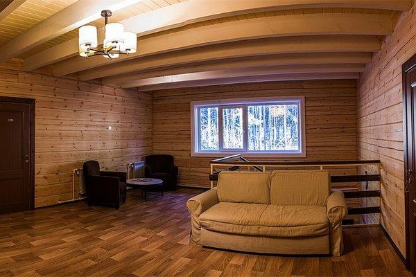 Отель Байкальская Ривьера - 15