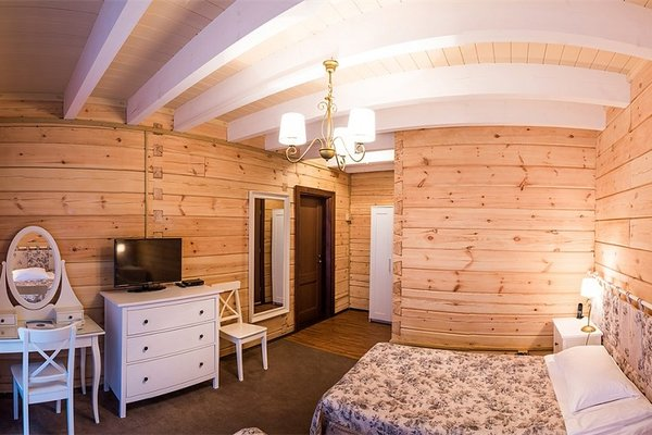 Отель «Байкальская Ривьера» - фото 9