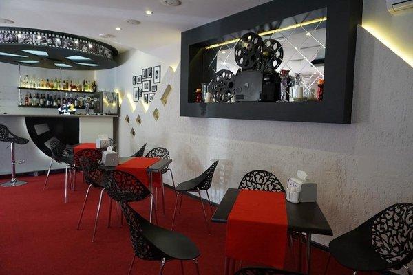 Отель Кино - фото 14