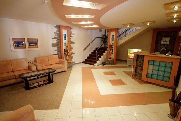 Отель Кино - фото 8