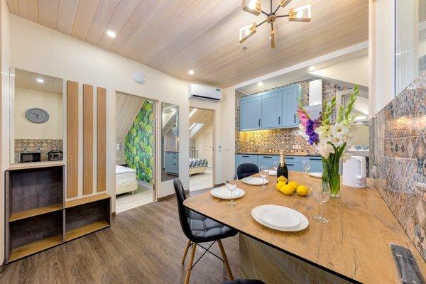 Отель Богема - фото 11