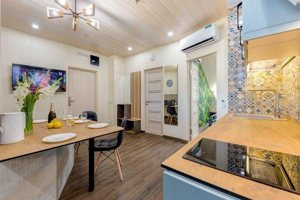 Отель Богема - фото 12