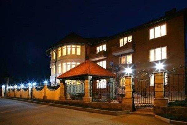 Отель Богема - фото 14