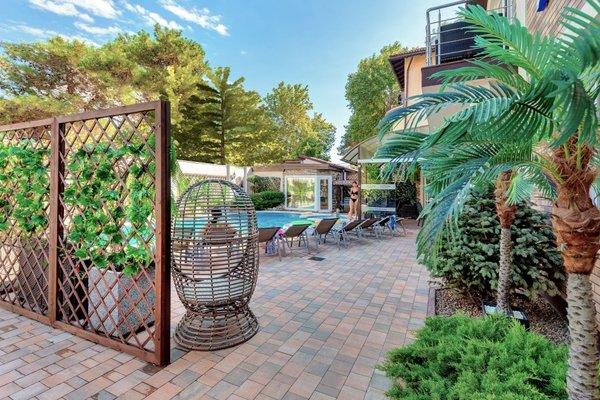 Отель Богема - фото 8