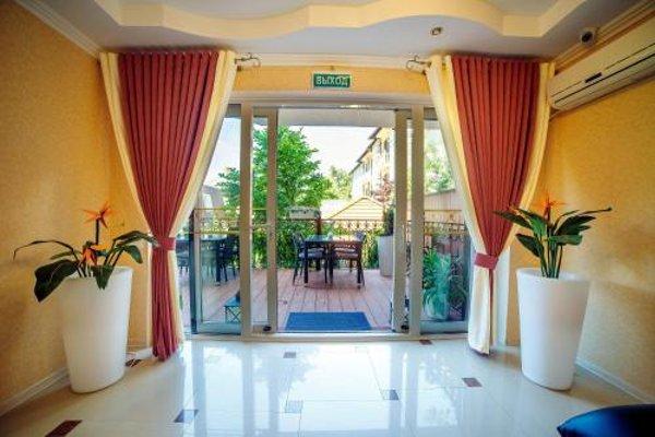 Премиум-Отель «Богема» - фото 10