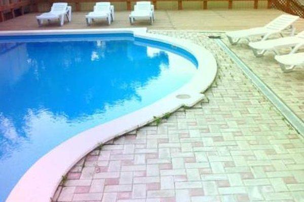 Богема Премиум Отель - фото 16