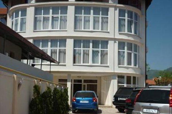Премиум-Отель «Богема» - фото 23
