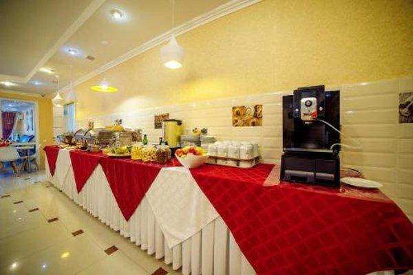 Премиум-Отель «Богема» - фото 7