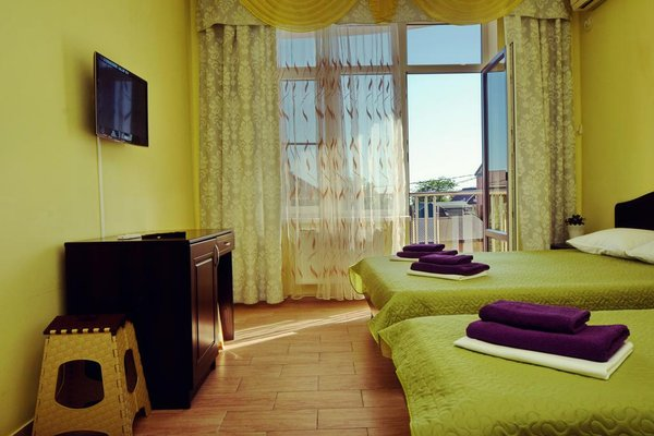 Мини-отель Санвиль Арго - фото 3