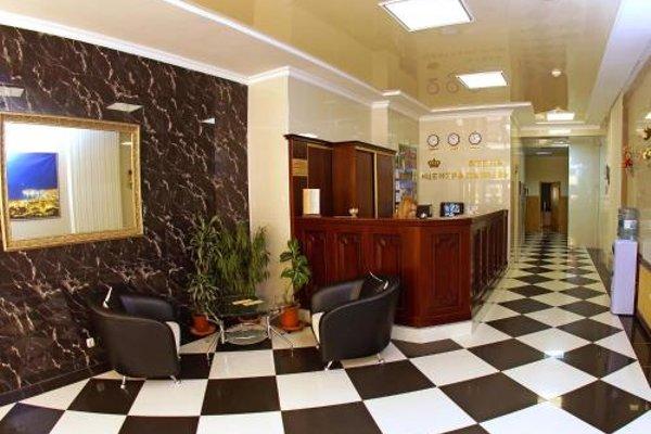 Отель Центральный - фото 16