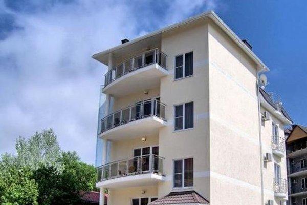 Отель Фрегат - фото 50