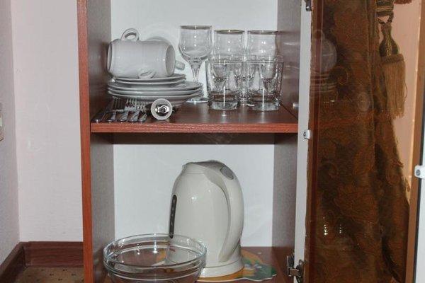 Отель Фрегат - фото 10