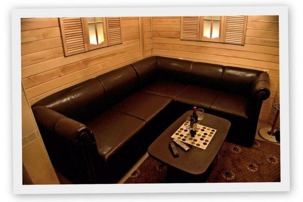 Отель Фрегат - фото 12