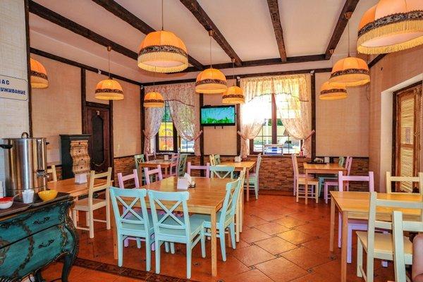 Отель Камелот - фото 9