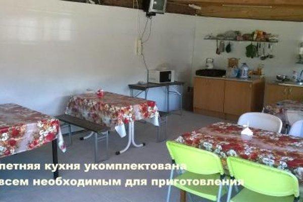 Гостевой Дом Ежик - фото 10