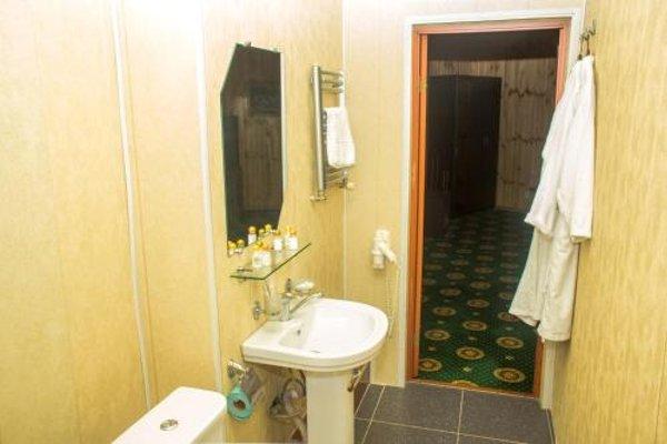Отель Снежный Барс Домбай - фото 10