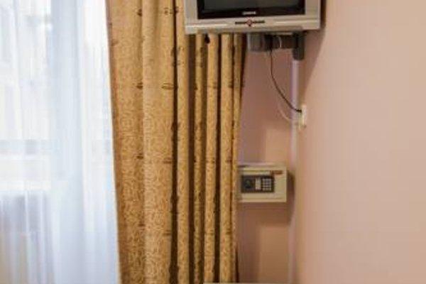 Отель Снежный Барс Домбай - фото 11