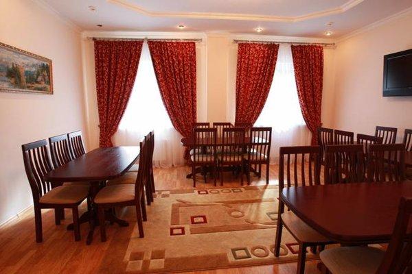 Отель Снежный Барс Домбай - фото 12