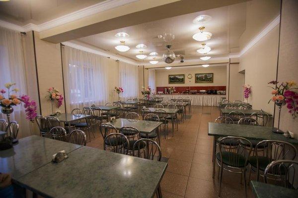 Отель Снежный Барс Домбай - фото 13