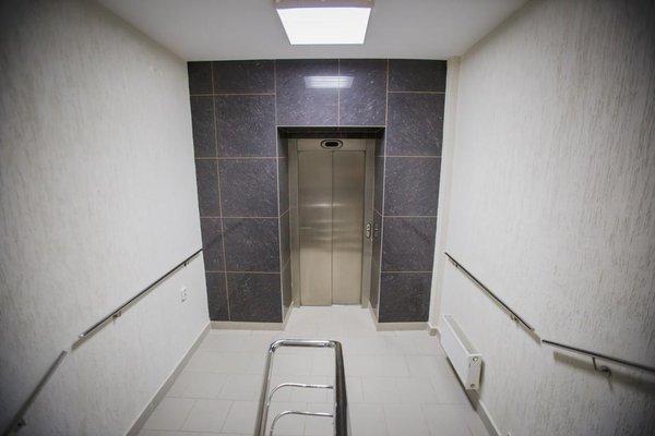 Отель Снежный Барс Домбай - фото 16