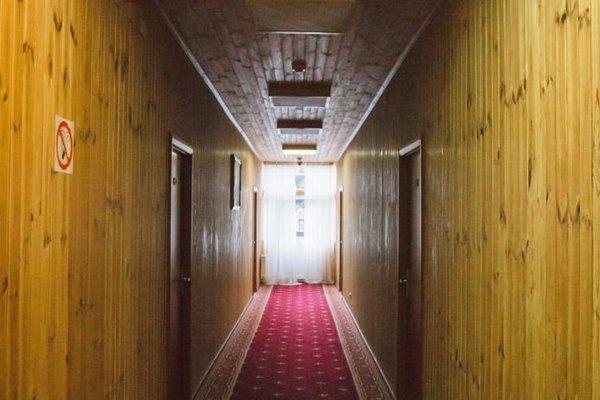 Отель Снежный Барс Домбай - фото 17