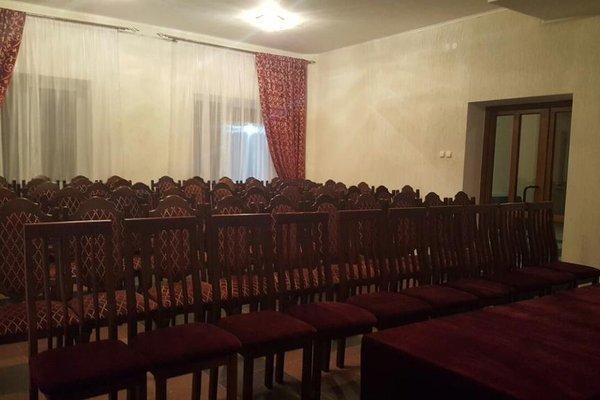 Отель Снежный Барс Домбай - фото 19