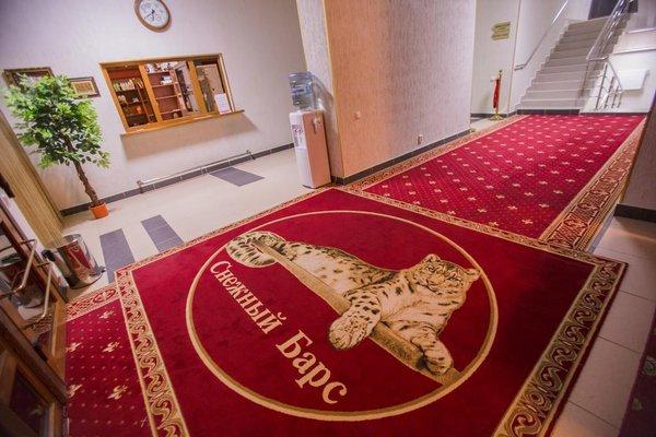 Отель Снежный Барс Домбай - фото 20