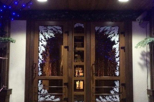 Отель Снежный Барс Домбай - фото 22