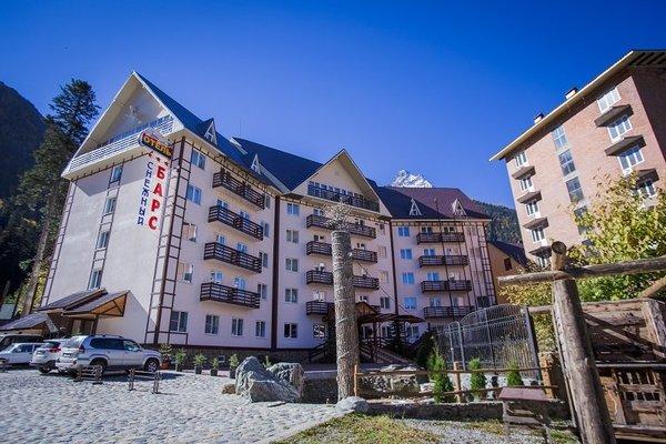 Отель Снежный Барс Домбай - фото 23
