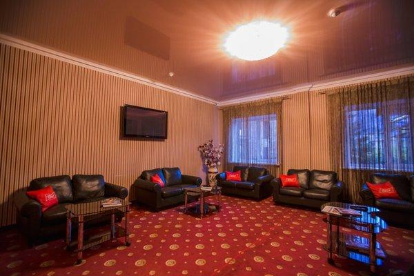 Отель Снежный Барс Домбай - фото 6