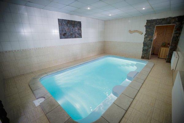 Отель Снежный Барс Домбай - фото 9