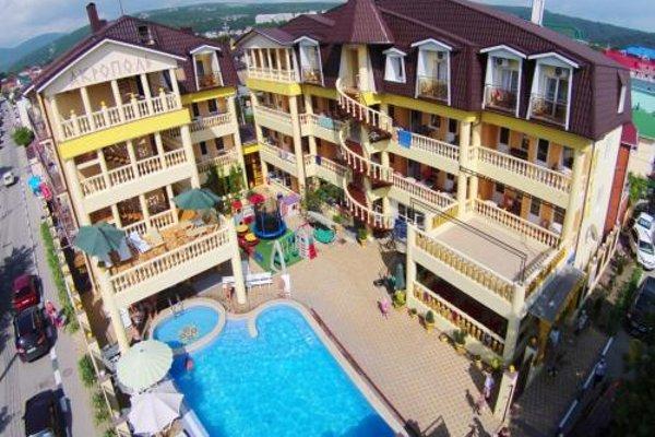 Отель Акрополь - фото 50