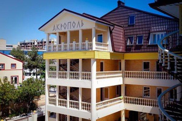 Отель Акрополь - фото 22