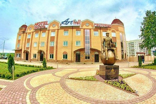 Отель Art Hall - фото 23
