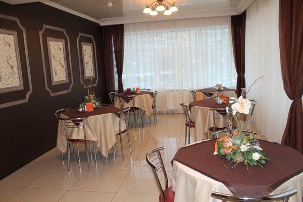 Отель Салют - фото 18