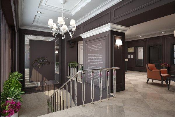Отель Салют - фото 19