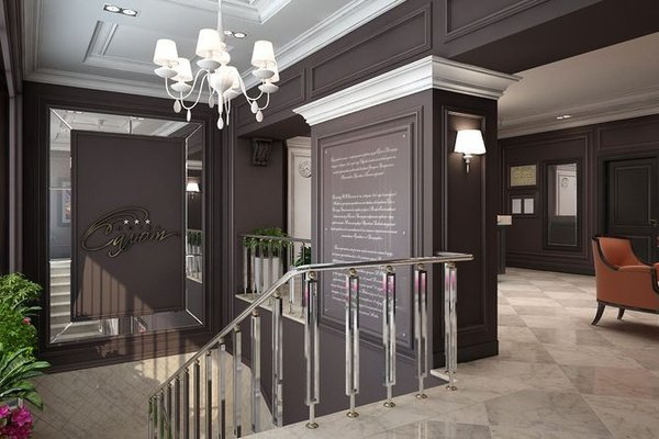 Отель Салют - фото 22