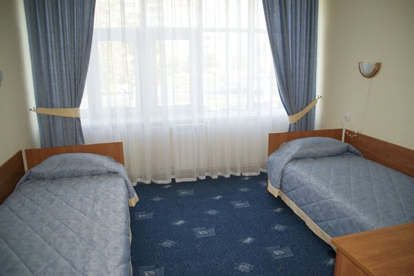 Отель Салют - фото 6