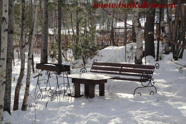 Парк-отель Белый Соболь - фото 21