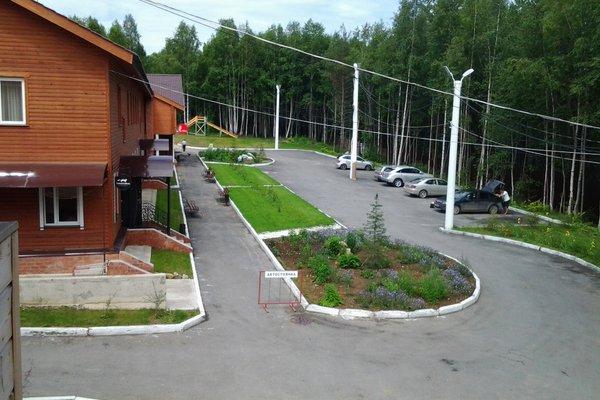 Парк-отель Белый Соболь - фото 22