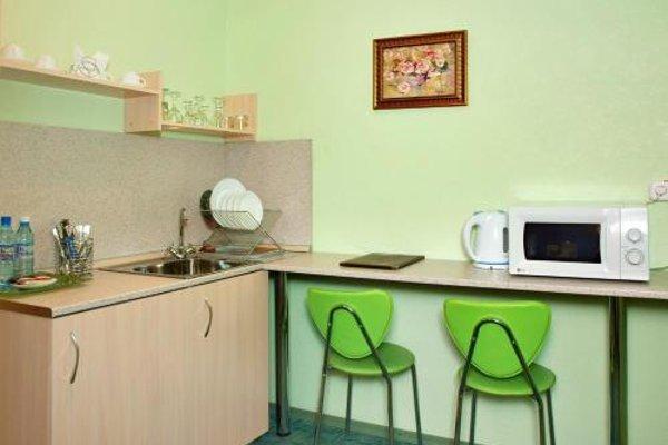 Отель Александр Хаус - фото 6