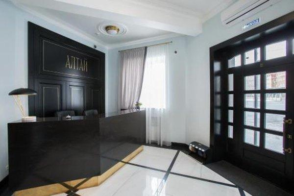 Гостиница Алтай - фото 15