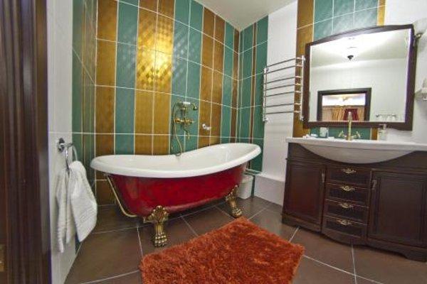 Отель Москвич - фото 12