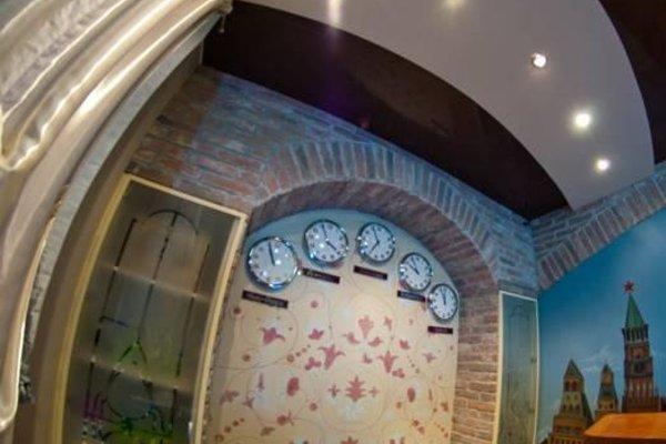 Отель Москвич - фото 19