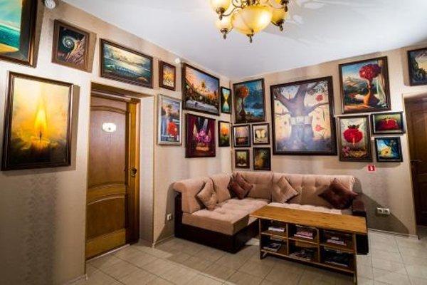 Отель Москвич - фото 9