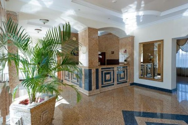 Отель Сибирь - фото 13