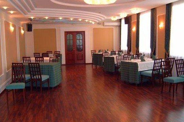 Отель Сибирь - фото 17